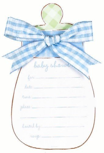 template baby shower