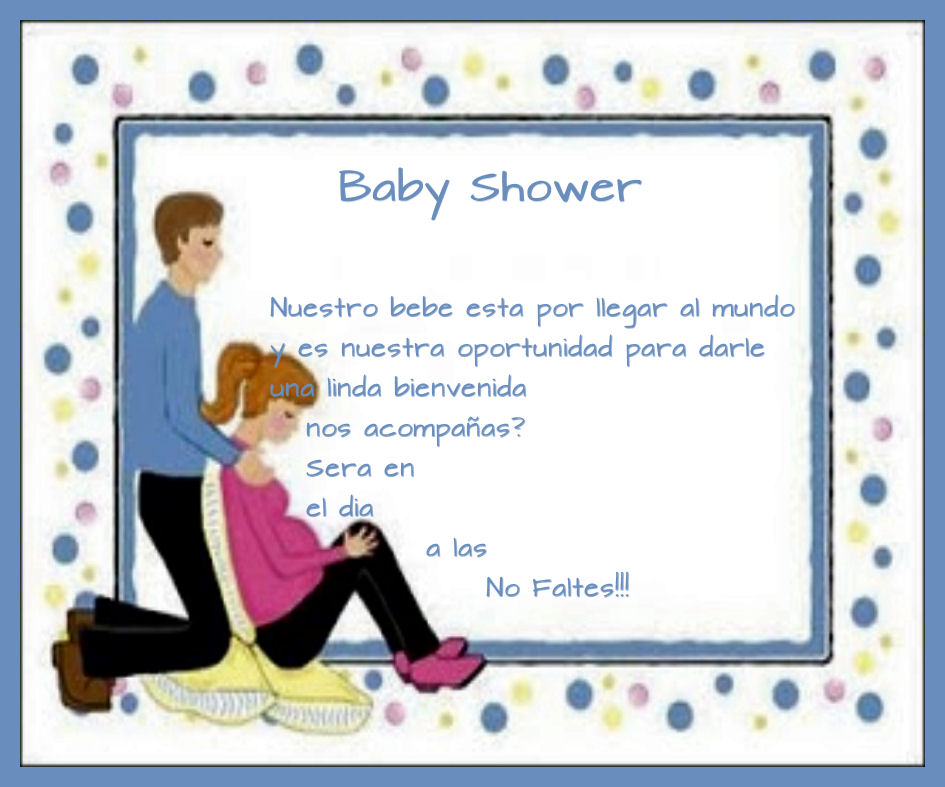 invitaciones para baby shower bonitas de moda y gratis holiday