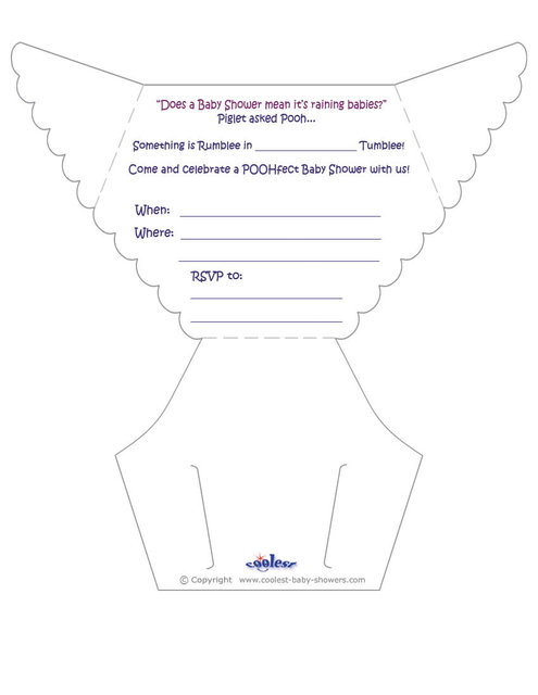 nappy invite template