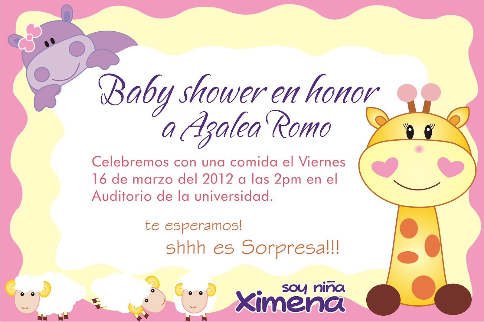 frases para invitaciones de baby shower originales auto design tech
