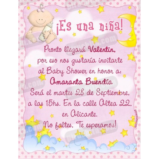 Frases Para Baby Shower - YouTube