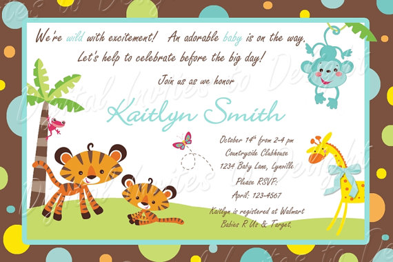 Ideas For Baby Shower Invitations For A Boy for amazing invitation design