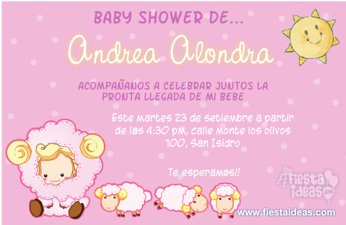 para baby shower kireidesign invitaciones y frases para baby shower