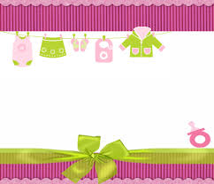 10 tarjetas para baby shower con bordes (5)